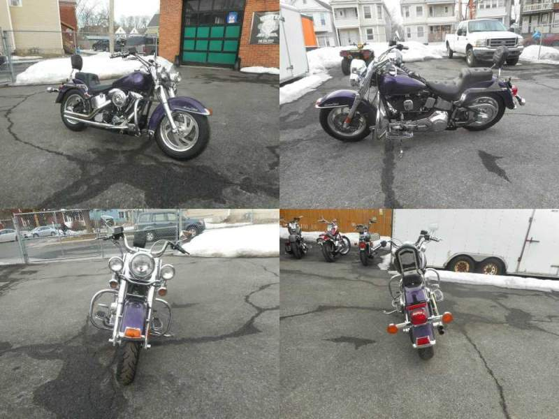1995 Custom Built Motorcycles Pro Street Purple used for sale craigslist