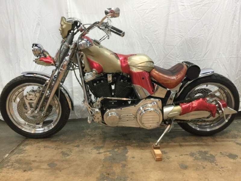 1995 Harley-Davidson Softail  used for sale