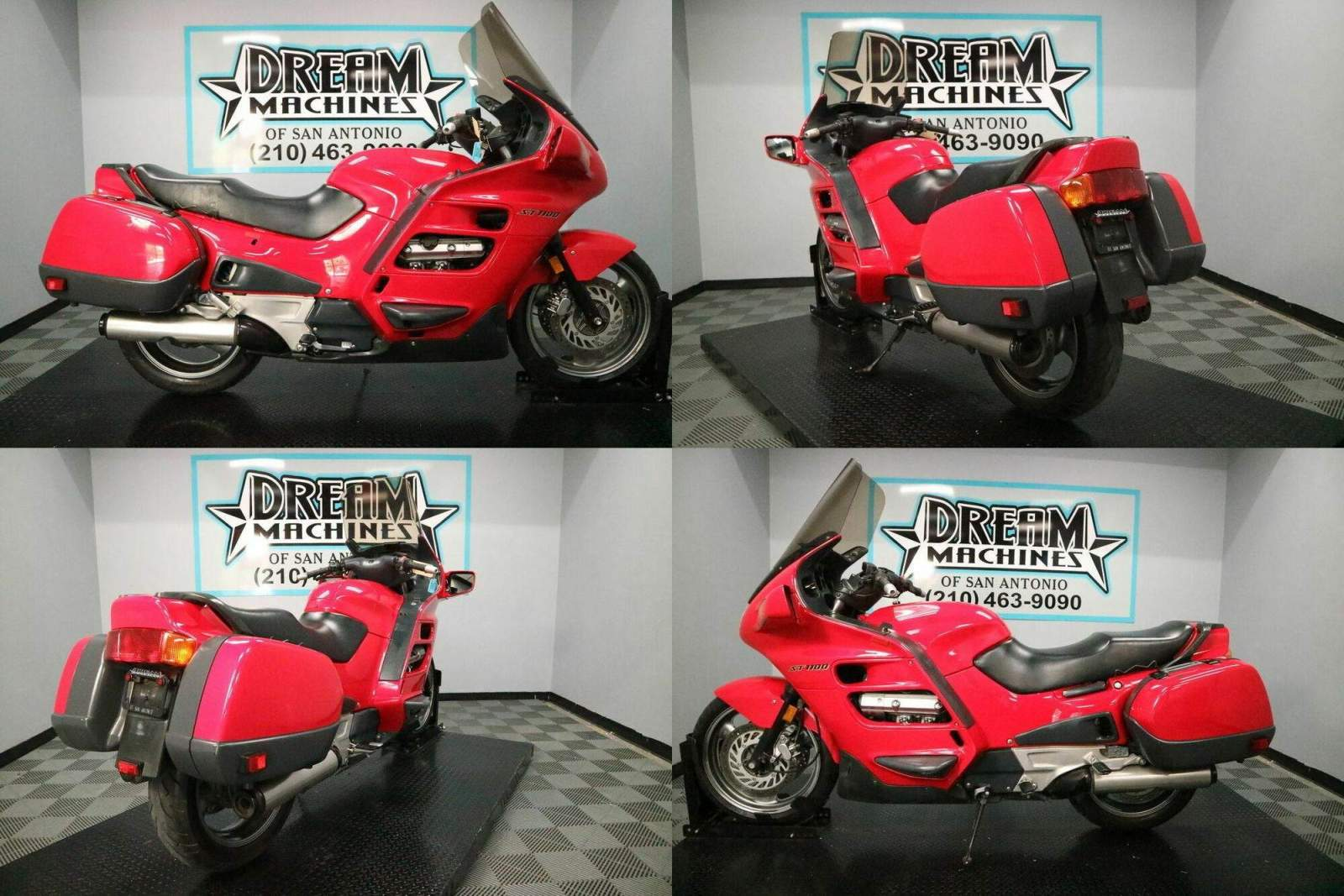 1995 Honda ST1100 Red used for sale near me