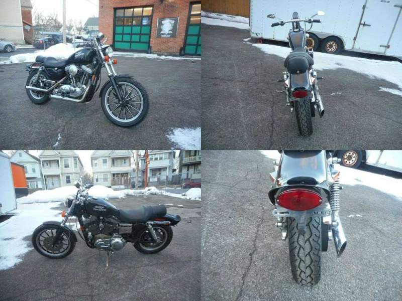 1996 Harley-Davidson Sportster Black used for sale near me