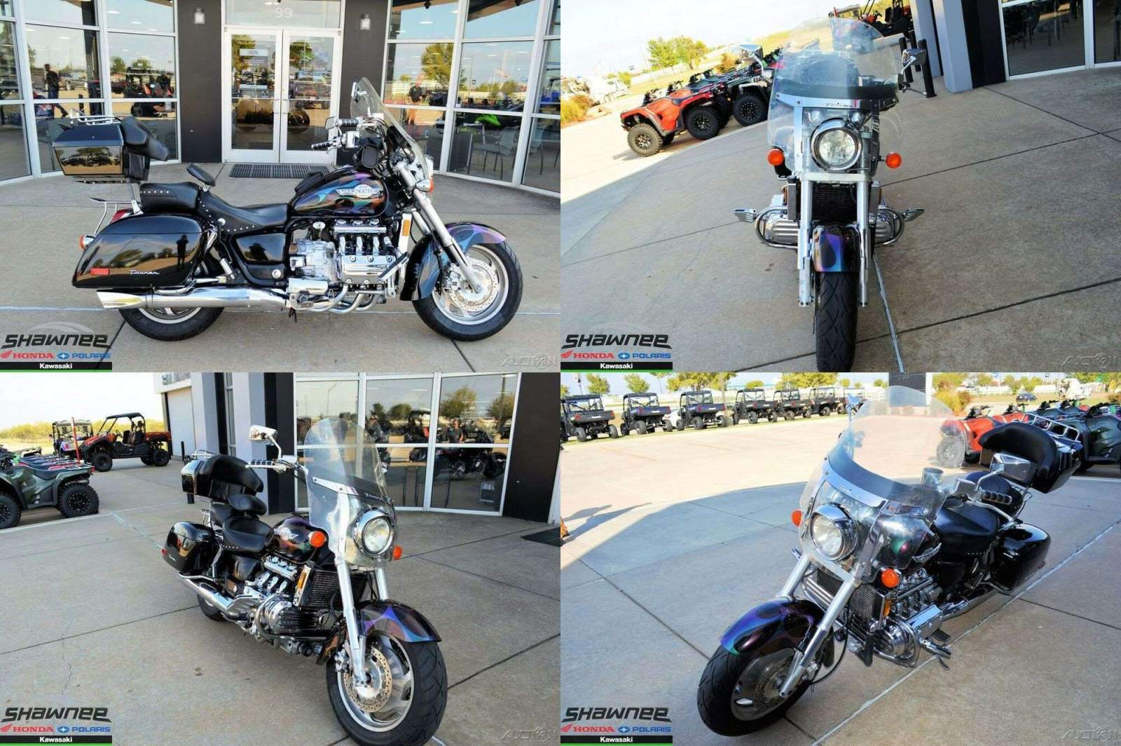 1998 Honda Valkyrie BLACK FLAME used for sale