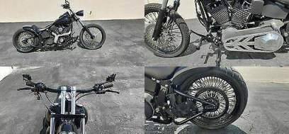 1999 Harley-Davidson Softail  used for sale