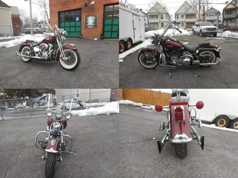 2000 Harley-Davidson Softail  used for sale