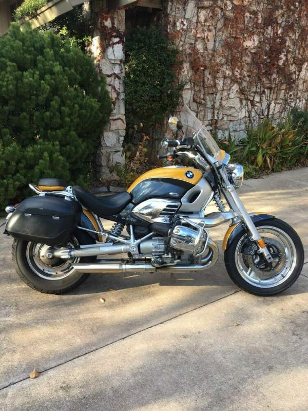 2001 BMW R-Series Yellow used for sale craigslist