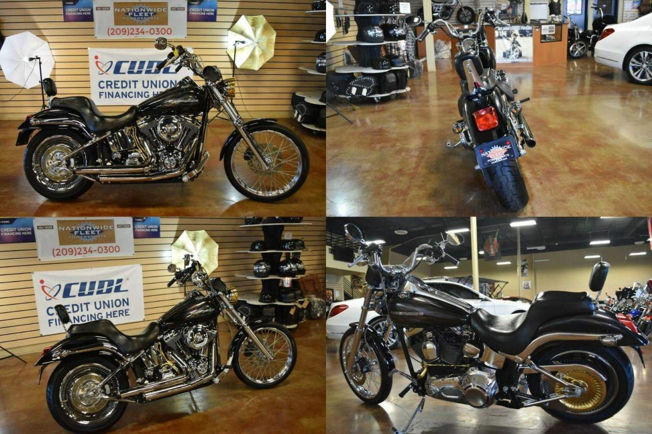 2001 Harley-Davidson Softail  used for sale