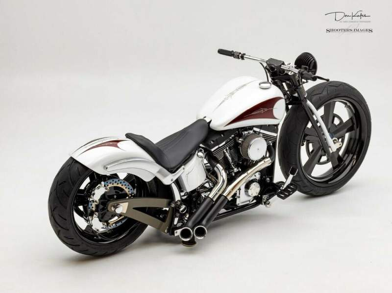 2002 Harley-Davidson Softail  used for sale
