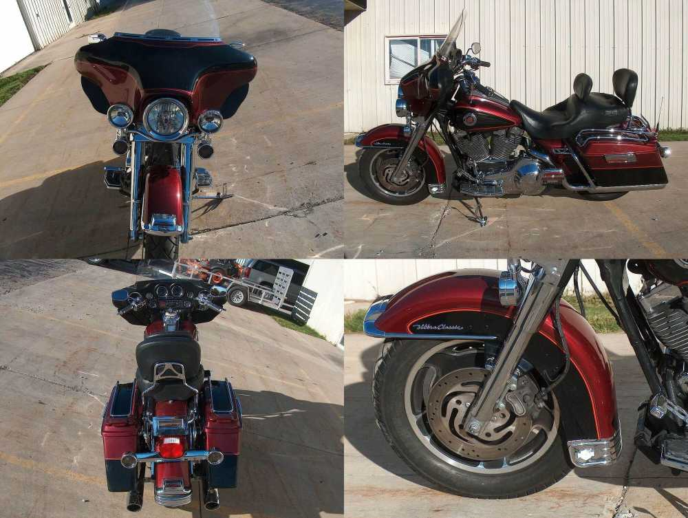 2002 Harley-Davidson Touring  used for sale near me