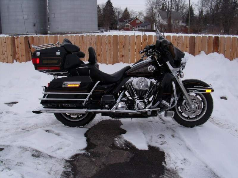 2002 Harley-Davidson Touring  used for sale