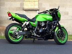 2002 Kawasaki ZRX1200R Green used for sale craigslist