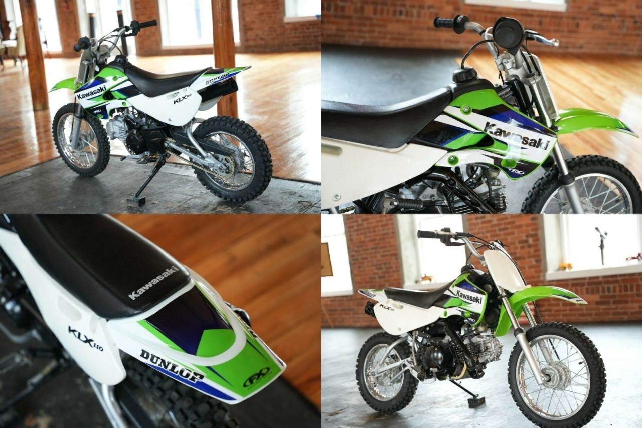 2003 Kawasaki KLX Green used for sale near me