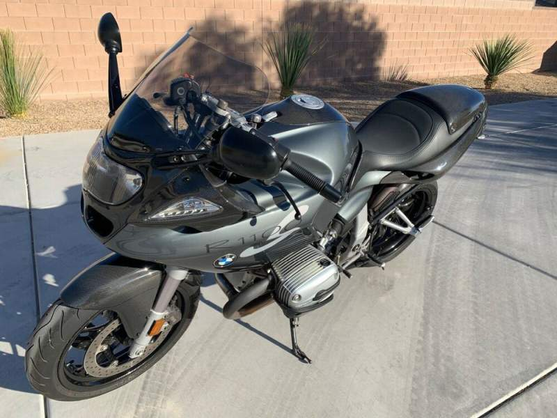 2004 BMW R-Series Silver used for sale
