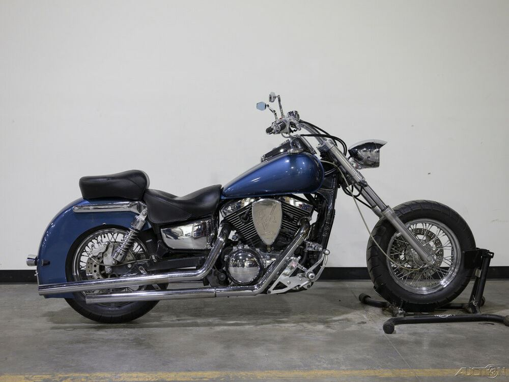 2004 Kawasaki Vulcan VN1500 1500 CLASSIC Blue used for sale craigslist