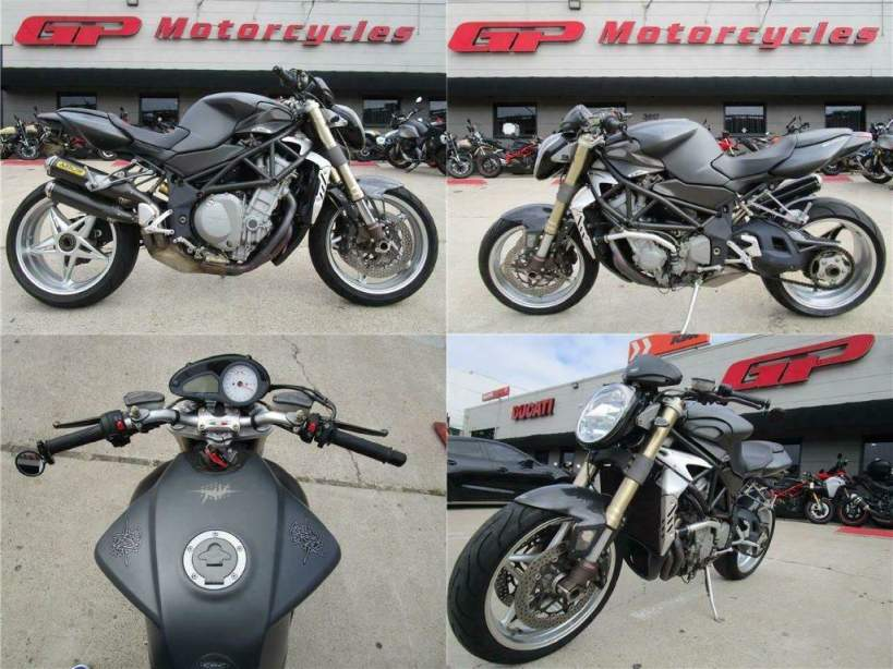 2004 MV Agusta BRUTALE S Black used for sale near me