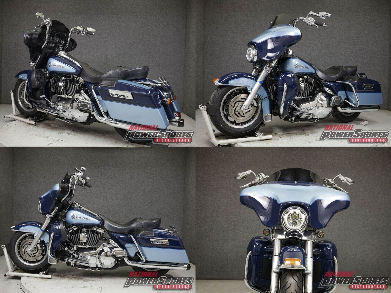 2005 Harley-Davidson Touring 2-TONE BLUE used for sale near me
