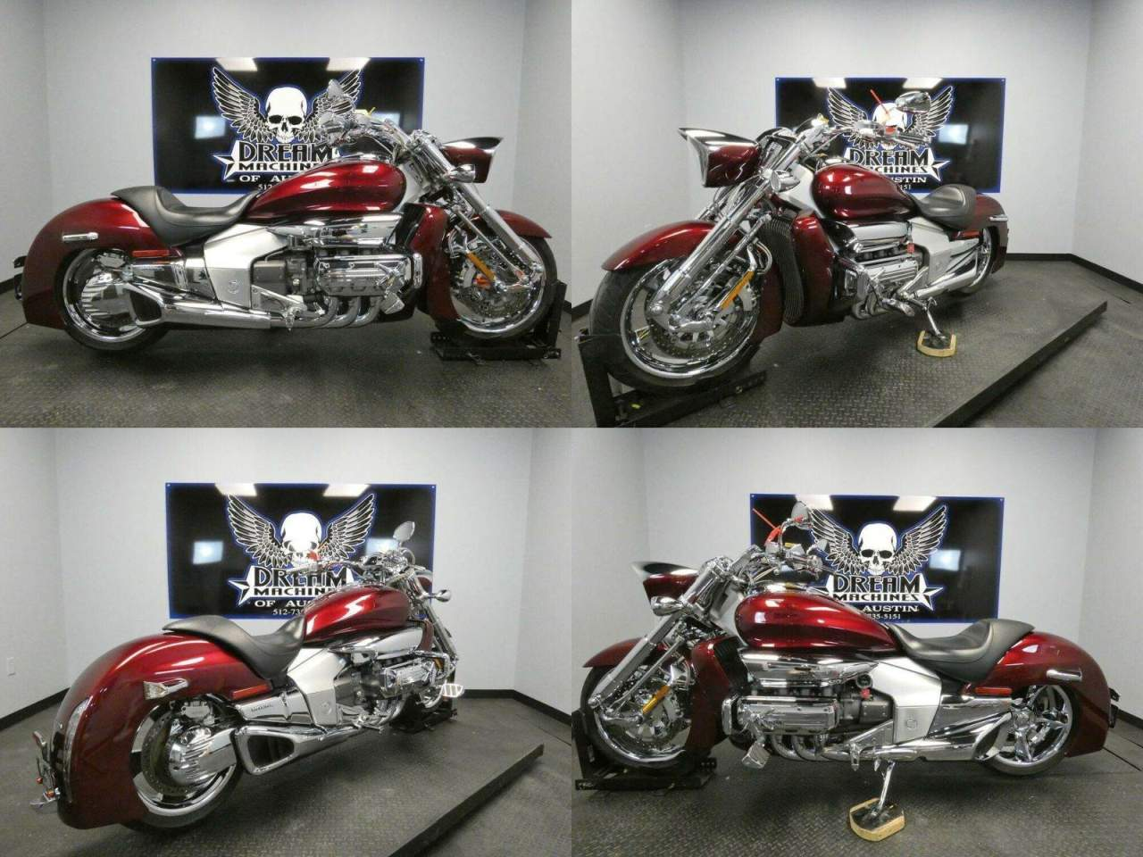 2005 Honda Valkyrie Red used for sale near me