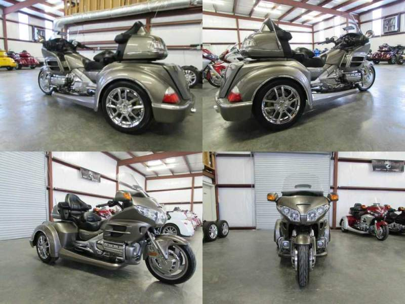 2006 Honda Gold Wing TITANIUM used for sale craigslist