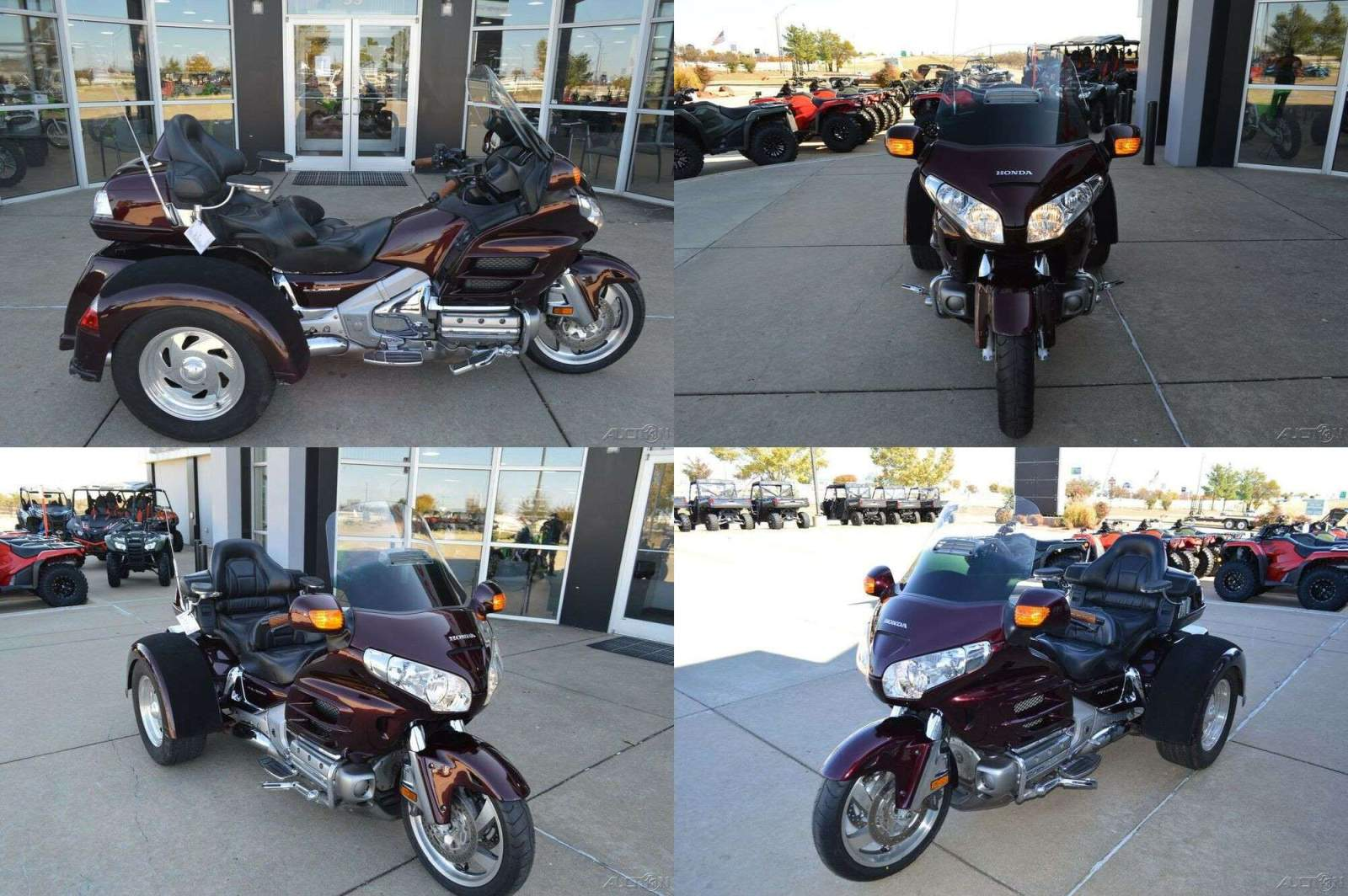 2006 Honda Gold Wing Red used for sale near me