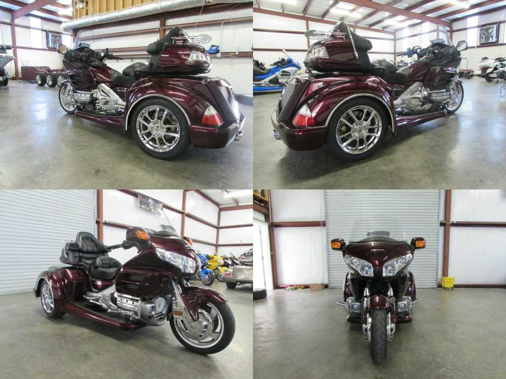 2006 Honda Gold Wing CHERRY used for sale craigslist