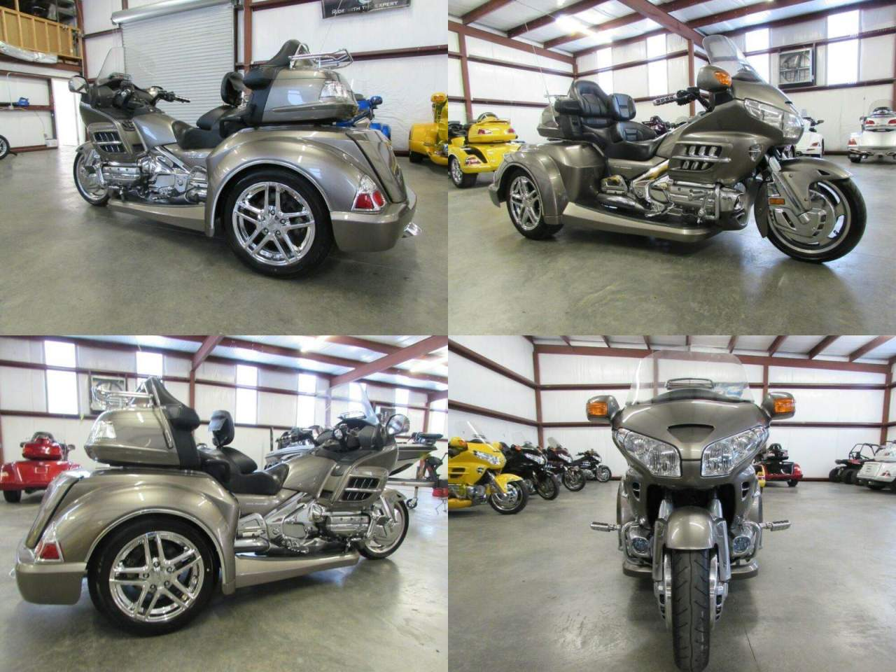 2006 Honda Gold Wing TITANIUM used for sale near me