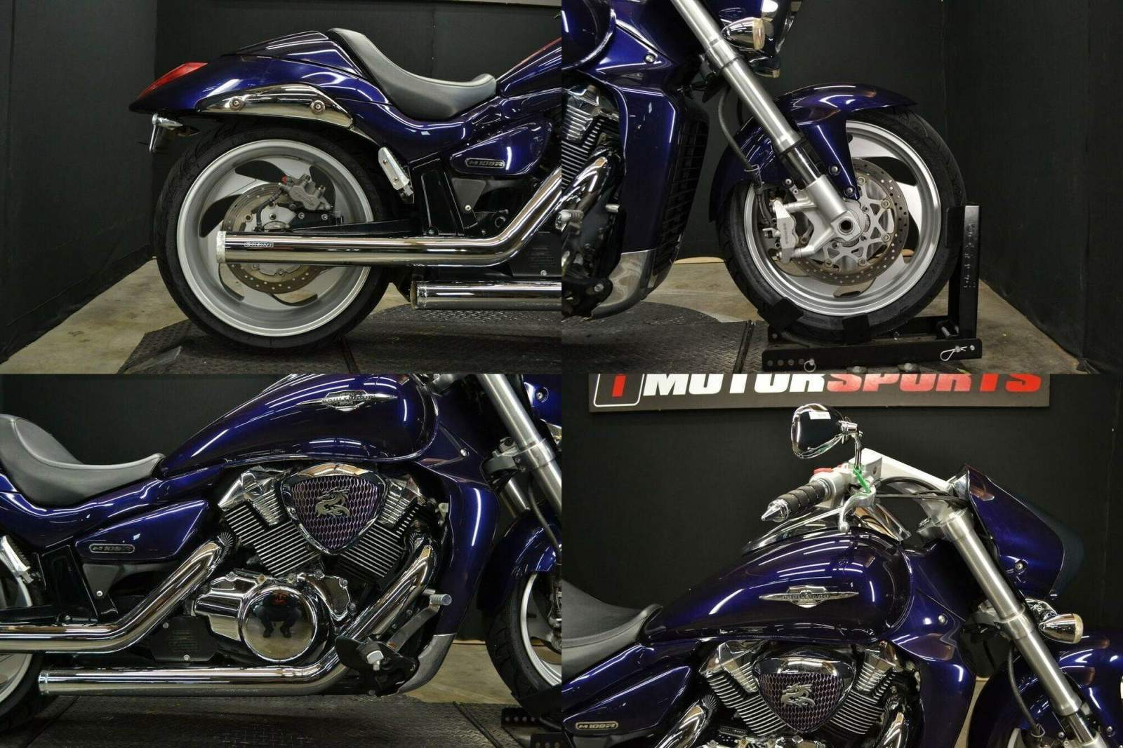 2006 Suzuki Boulevard Purple used for sale craigslist