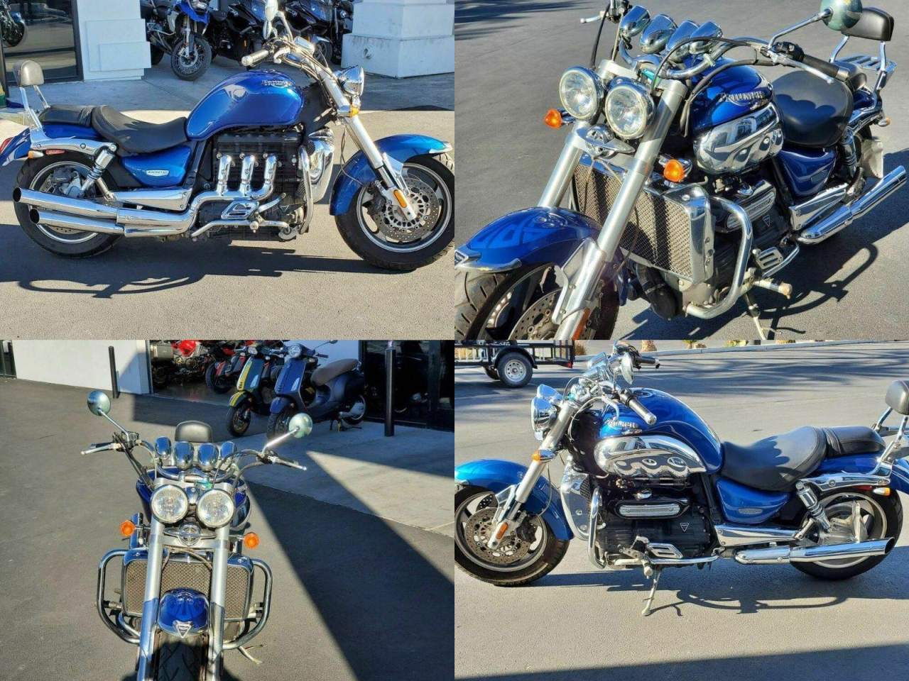 2006 Triumph Rocket III -- used for sale near me