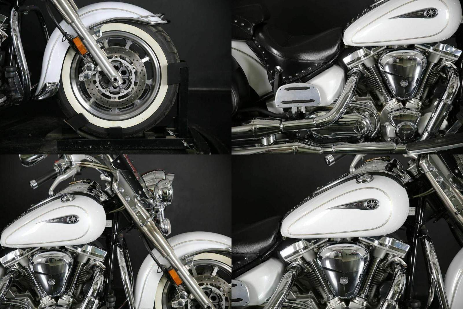 2006 Yamaha Road Star Silverado -- used for sale