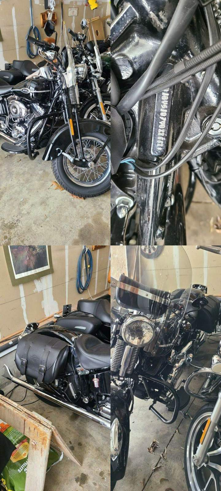 2007 Harley-Davidson Softail  used for sale