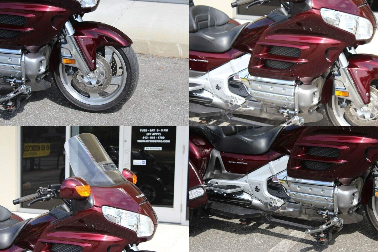 2007 Honda Gold Wing Audio / Comfort / Navi Mar used for sale near me