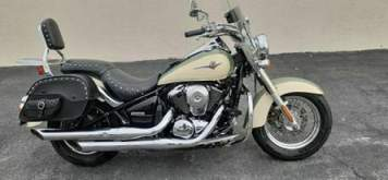 2007 Kawasaki Vulcan Green used for sale craigslist