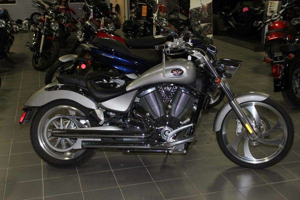 2007 Victory Vegas® Silver used for sale craigslist