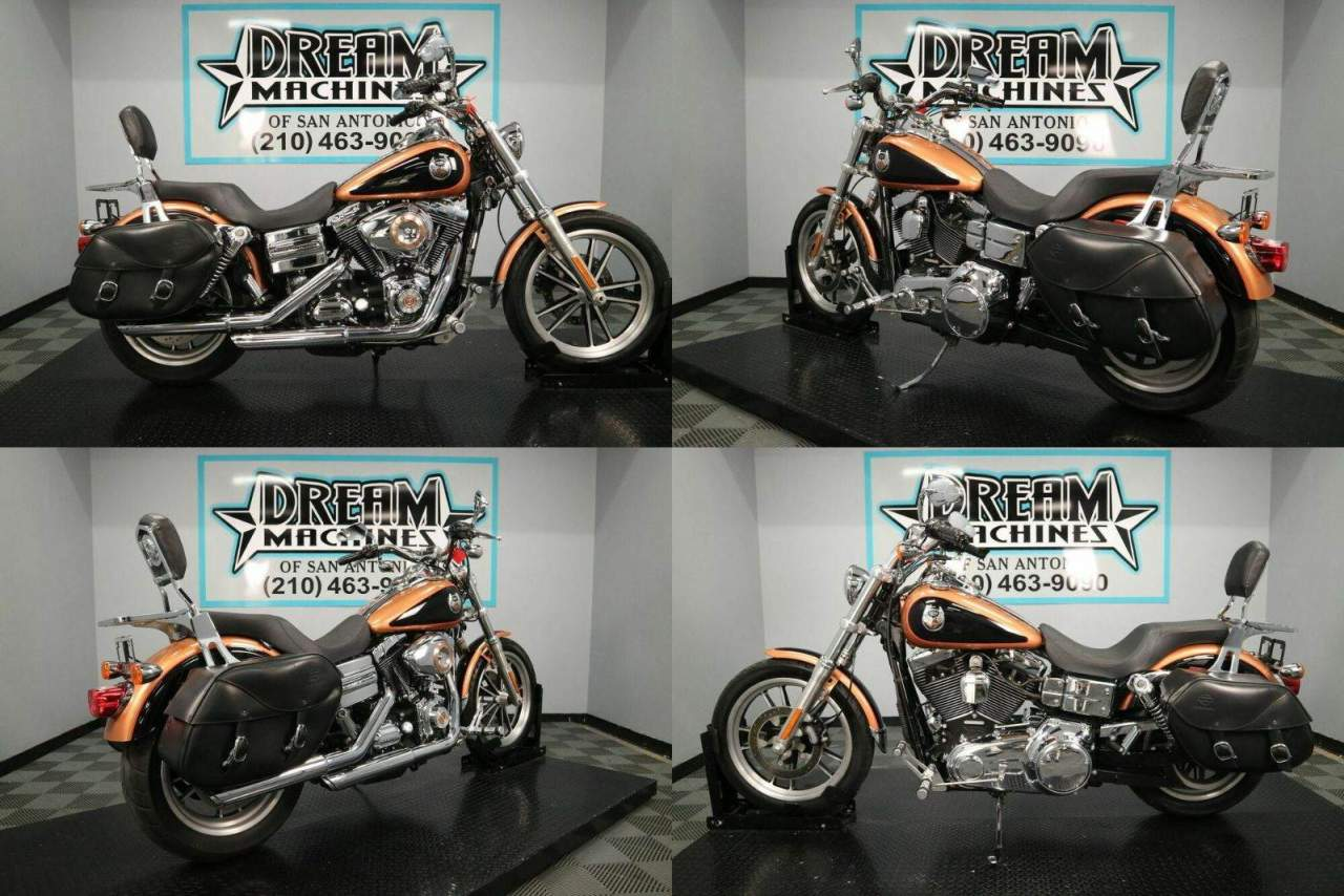 2008 Harley-Davidson FXDL - Dyna Low Rider Anniversary Black used for sale near me