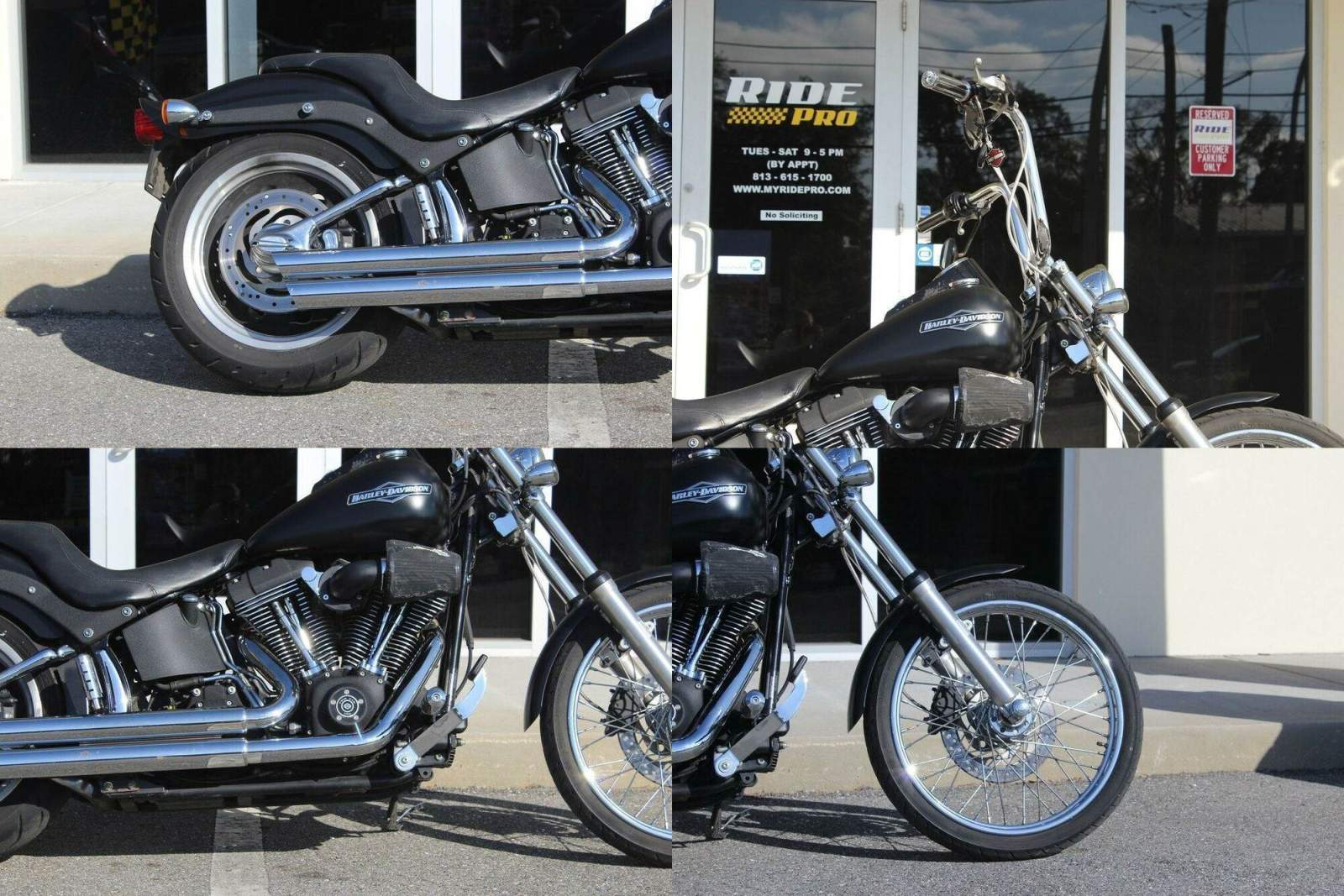 2008 Harley Davidson Softail   for sale craigslist