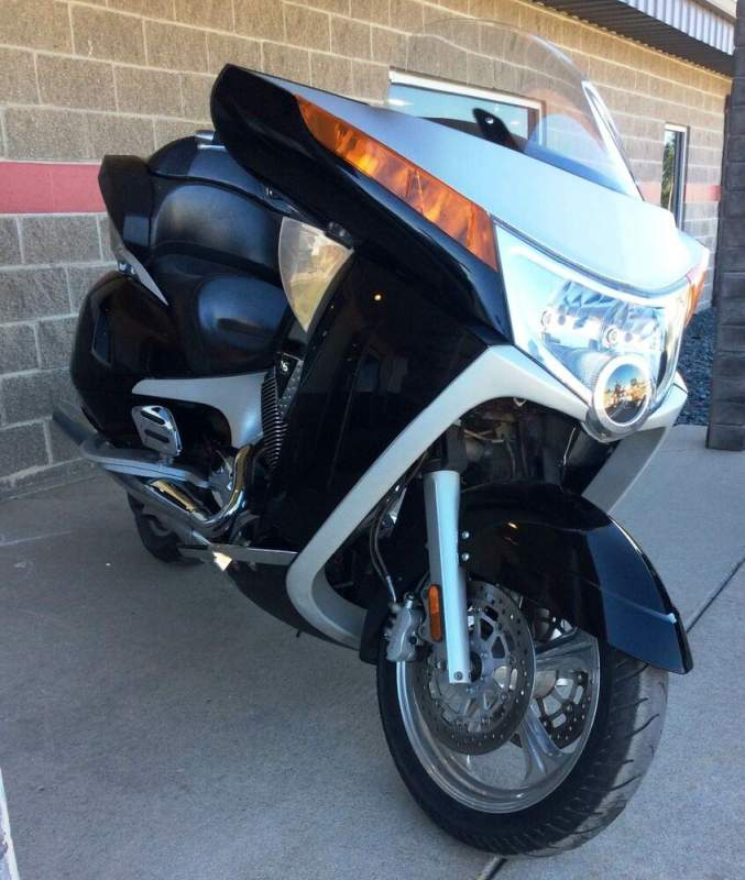 2008 Victory Vision Street Black used for sale