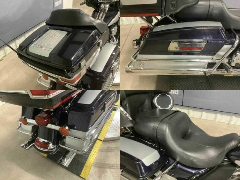 2009 Harley-Davidson FLHTCU - Ultra Classic® Electra Glide® Purple used for sale craigslist