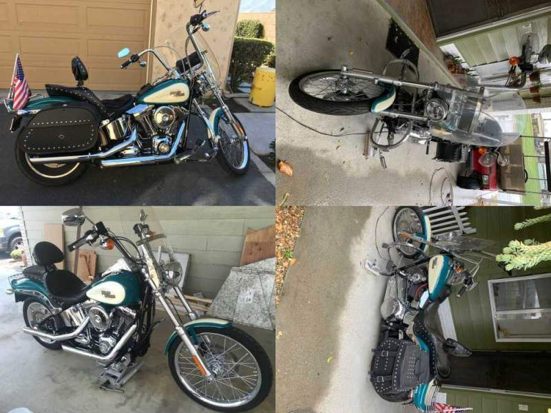 2009 Harley-Davidson Softail  used for sale near me