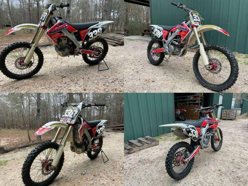 2009 Honda CRF  used for sale
