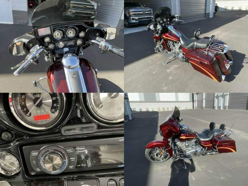 2010 Harley-Davidson Touring  used for sale