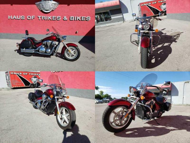 2010 Honda Stateline Red used for sale