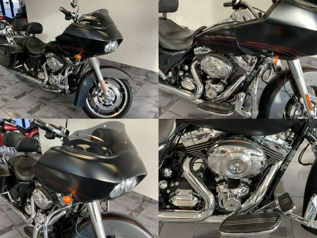 2011 Harley-Davidson FLTRX 103 ROAD GLIDE Black used for sale
