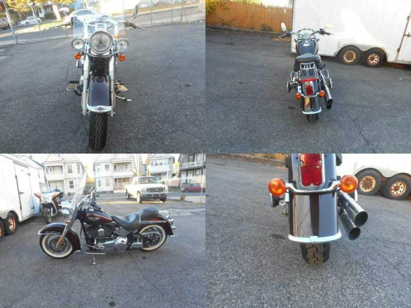 2011 Harley-Davidson Softail Brown used for sale