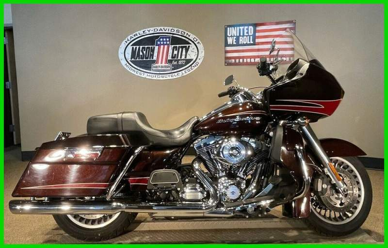 2011 Harley-Davidson Touring Road Glide® Ultra Merlot Sunglo used for sale near me