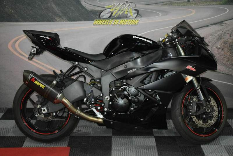 2011 Kawasaki Ninja   for sale craigslist