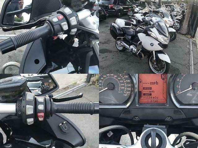 2012 BMW R-Series White used for sale