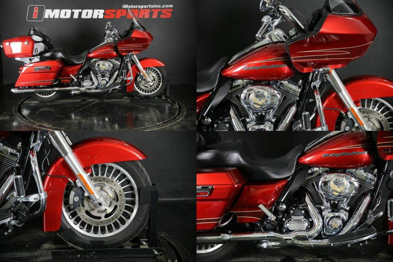 2012 Harley-Davidson FLTRU - Road Glide Ultra Red used for sale