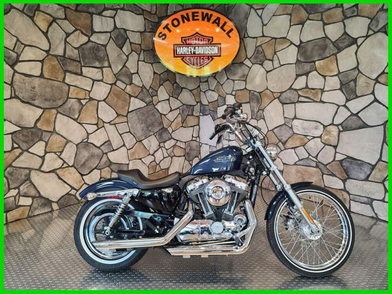 2012 Harley-Davidson Sportster Seventy-Two Big Blue Pearl used for sale near me