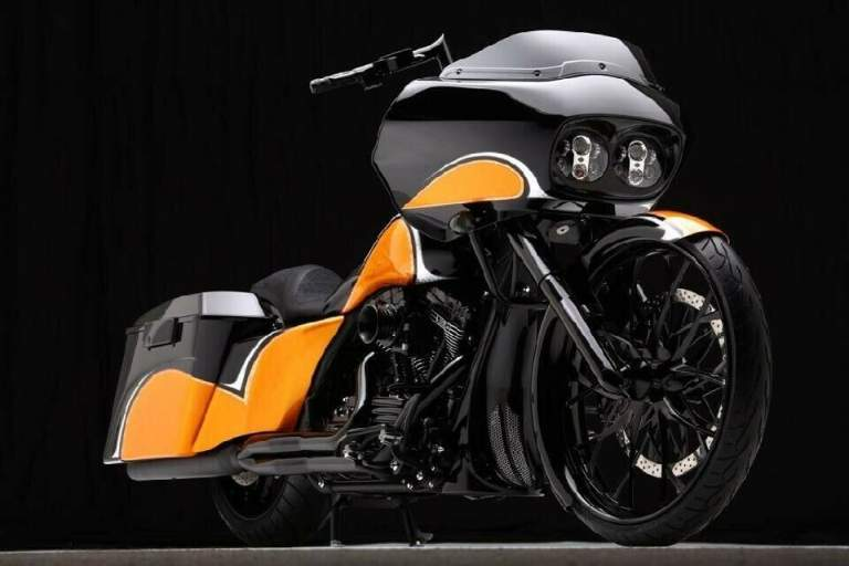 2012 Harley-Davidson Touring Black used for sale craigslist
