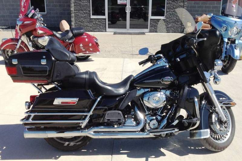 2012 Harley-Davidson Ultra Classic® Electra Glide® Black used for sale near me