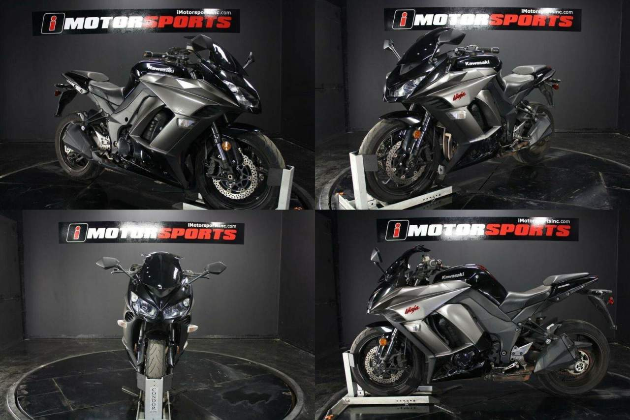 2012 Kawasaki Ninja GRY used for sale near me
