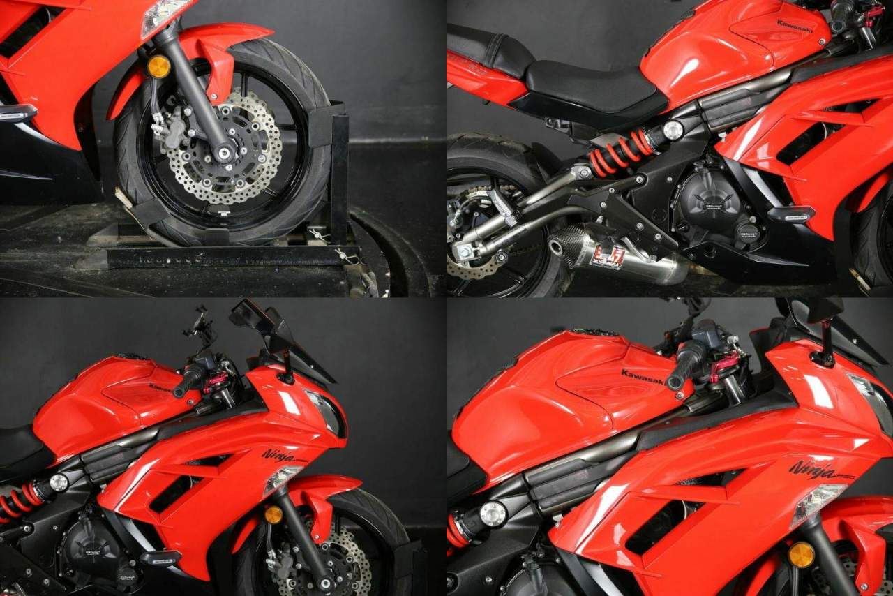 2012 Kawasaki Ninja Red used for sale near me