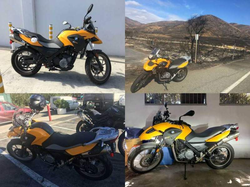 2013 BMW R-Series Yellow used for sale craigslist